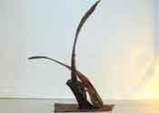 2007 - Esqueixos - hierro y bronce (60x52x18)