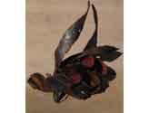 2007 - Jardi en flor - hierro reciclado (45x48x27)