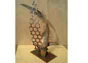 2003 - Ajut - ferro i bronze (80x50x30)