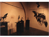 1984 - Galeria Joan de Serralonga. Barcelona (2)