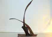 2007 - Esqueixos - iron and bronze (60x52x18)