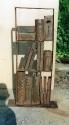 1999 - Llibreria hon - hierro y madera (101x54x16)