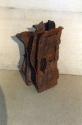2002 - Reixa per espies - hierro reciclado y madera (30x18x16)