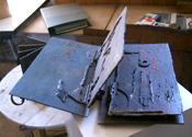 1996 - Llibre primer - ferro (38x24x10)