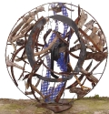2004 - Escolta els esperits del vent - iron and other materials (1)