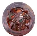 2003 - Meditació - iron (98x87x30)