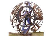 2004 - Escolta els esperits del vent - ferro i altres materials (1)