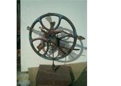 2008 - Saviesa és pietat - ferro i bronze (47x40x20)